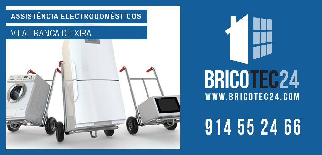 Assistência Electrodomésticos Vila Franca de Xira